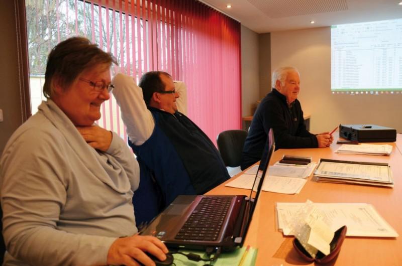BKV-Präsidium in Klausur