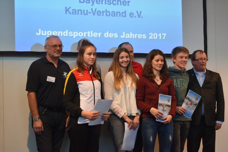 """""""Oscar"""" des Kanusports für Annika Knöpfel"""