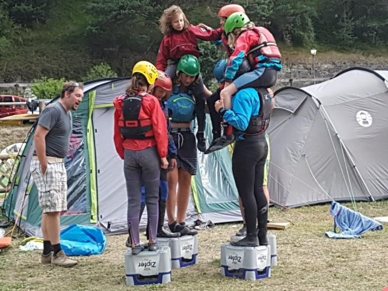 Jugend-Wildwasser-Woche 2018