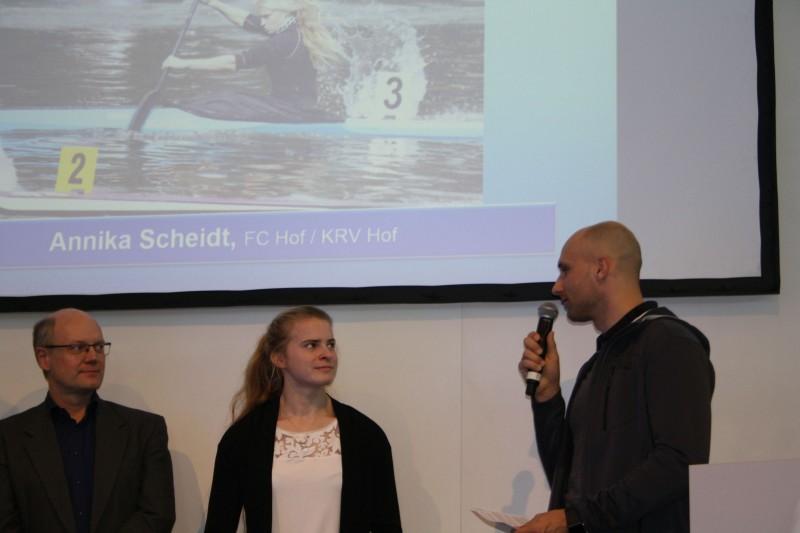 Der BKV ehrte seine Jugendsportler des Jahres 2018
