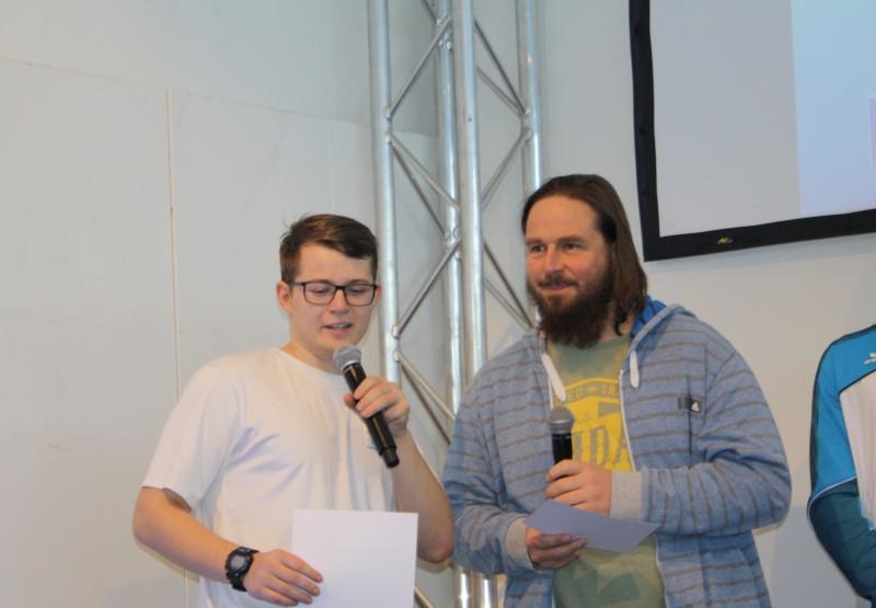 """""""Oscar"""" des Kanusports für Lukas Prügel"""