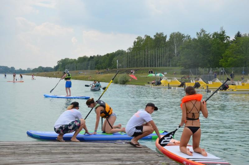 Noch zwei Tage bis zum Kanu- & OutdoorTestival in Oberschleißheim
