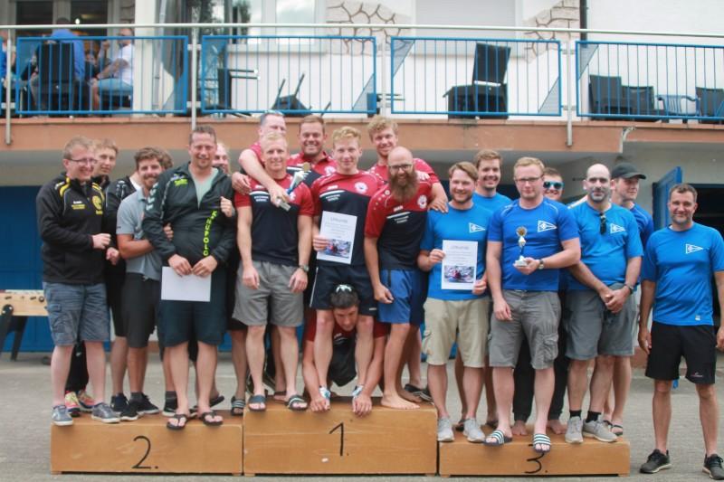 Süddeutsche Meisterschaften in Lampertheim