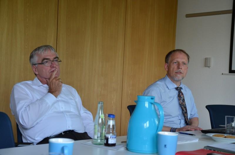 BKV Präsidium tagte am 16. September - Die Hauptthemen: Isarverordnung und Finanzen