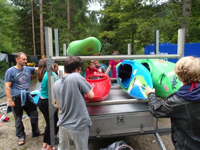 Jugend-Wildwasser-Woche 2019