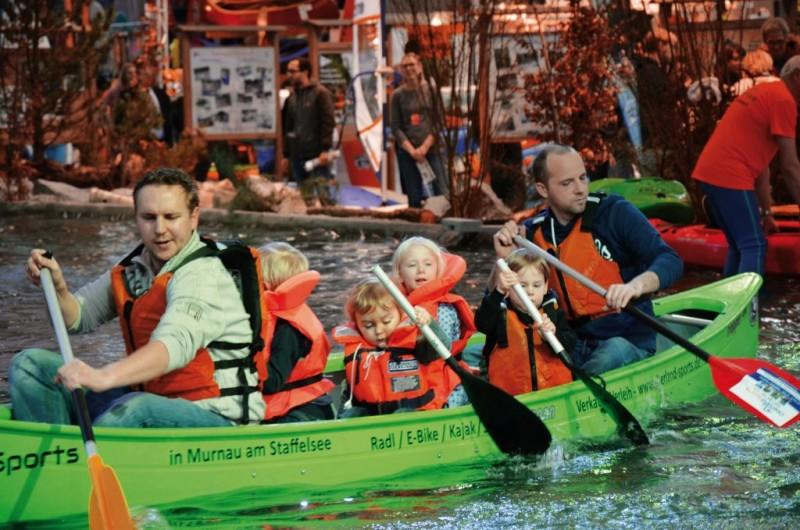 Die Reise- und Freizeitmesse f.re.e öffnet vom 19.-23. Februar