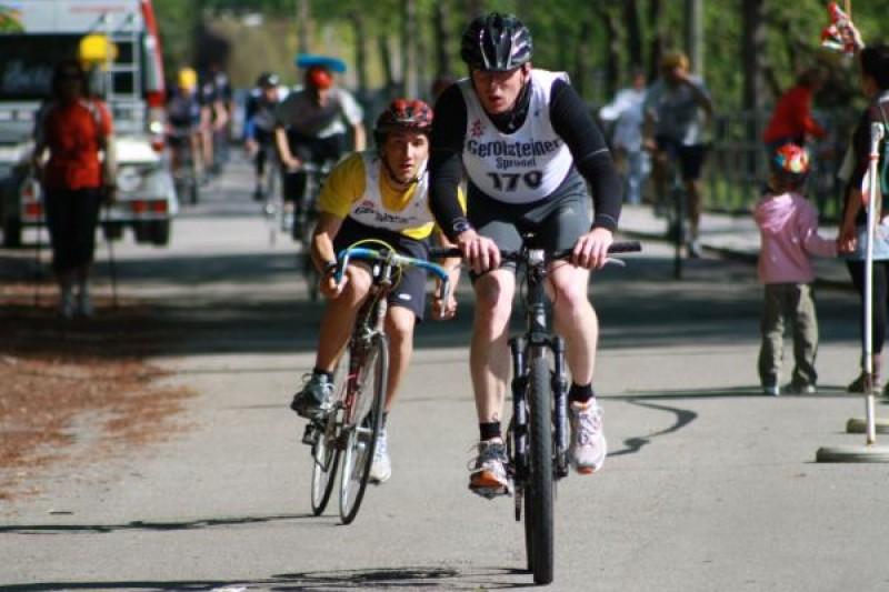 Einladung zum 29. Münchner Kanu-Triathlon