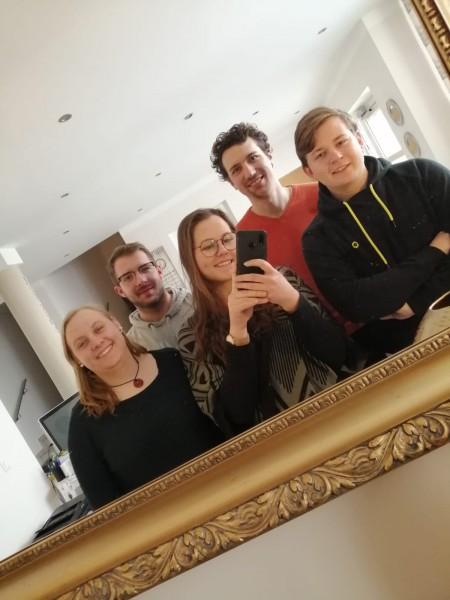 Bayerische Kanujugend trifft sich zur Jugendklausurtagung