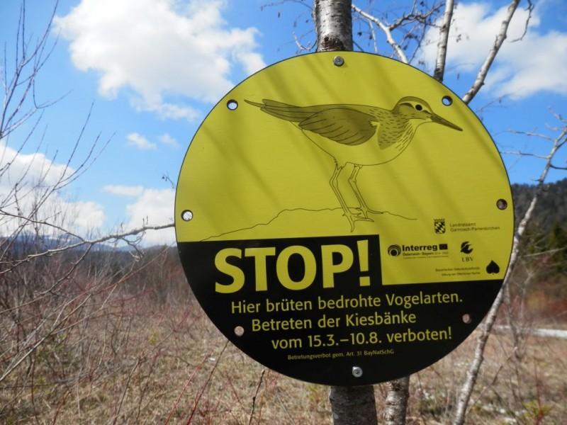 """""""Stopp"""" heißt nicht """"Anhalten"""", sondern zügig vorbeifahren!"""