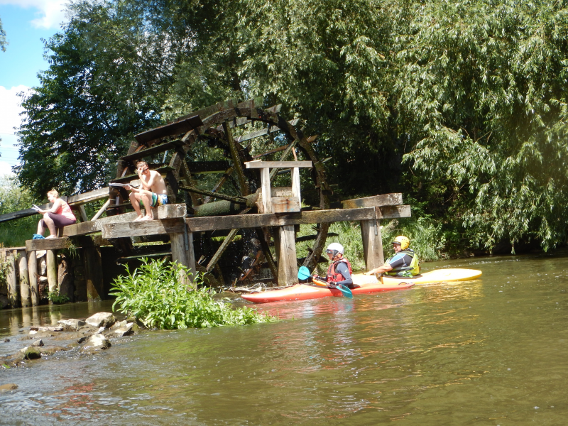 BKV Wildwasser Technik- und Sicherheitsschulung vom 11./ 12.07.2020 in Erlangen